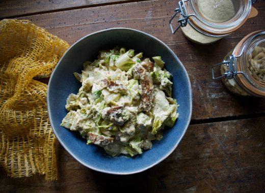 cesar salade vegan