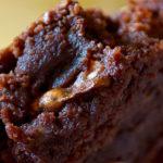 brownie sans gluten et sans lactose vegan